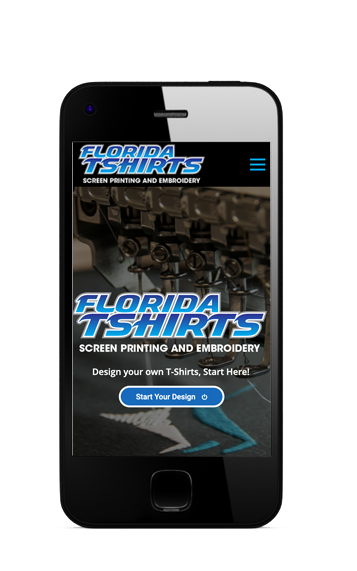 Florida T-Shirts Custom Screen Printing, Direct to Garment, Heat Transfer and Embroidery services