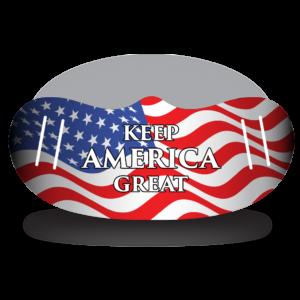 Keep America Great - Flag